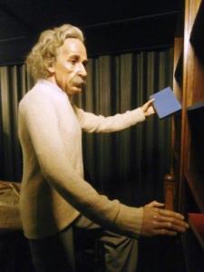 232 Museo de la cera Einstein