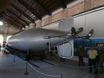 44 Cartagena. Museo Naval. Murcia