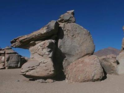 1045 3º dia- Desierto Siloli