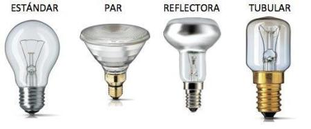Lamparas Incandescentesp