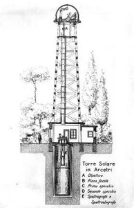 arcetri torre solare