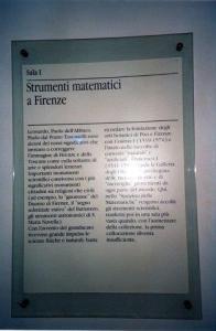 032 Museo de Historia de la Ciencia Florencia